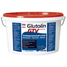Клей Glutolin GTV Флиз-Текстиль специальный 10 л