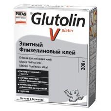 Клей Glutolin V PLATIN Элитный флизелиновый 200 гр.