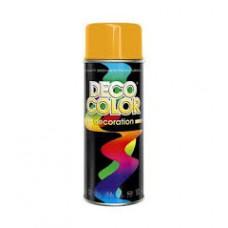 Краска DECO COLOR / RAL1028 желтая дыня 400 мл