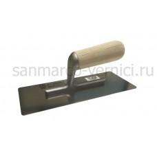 PAVAN 825/I кельма для венец. штукатурки 200x80