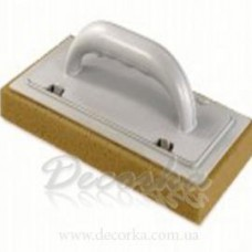 PAVAN 872 кельма пласт. с резиновой губкой 290х150х40