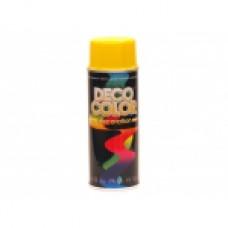 Краска DECO COLOR / RAL1023 желтый 400 мл