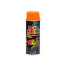 Краска DECO COLOR RAL2004 оранжевый 400 мл