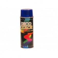 Краска DECO COLOR RAL5002 синий 400 мл