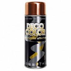 Краска CHROME EFFECT медный 400 мл DECO COLOR