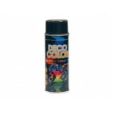 Краска ACRYL METALLIC DECO COLOR / черный 400 мл