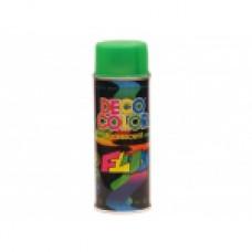 Краска FLUORESCENT DECO COLOR / зеленый 400 мл