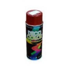 Краска DECO COLOR / RAL3003 бордовый 400 мл