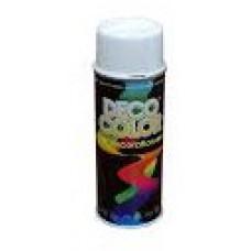 Краска DECO COLOR / RAL9010 белый глянец 400 мл