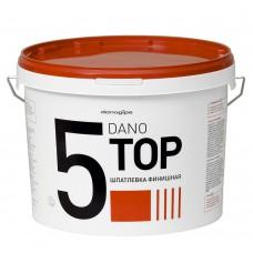 DANOGIPS шпатлевка финишная DANO TOP 5