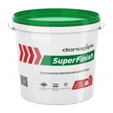 DANOGIPS шпатлевка гот. финишная SuperFinish