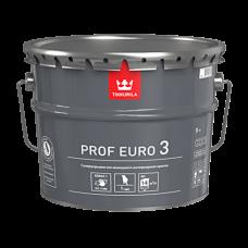 ПРОФ ЕВРО 3 краска интерьерная