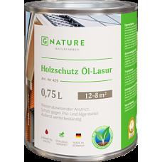 Защитное масло-лазурь для дерева 425 бесцветное