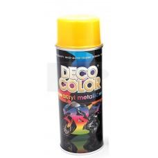 Краска ACRYL METALLIC DECO COLOR / золотой 400 мл